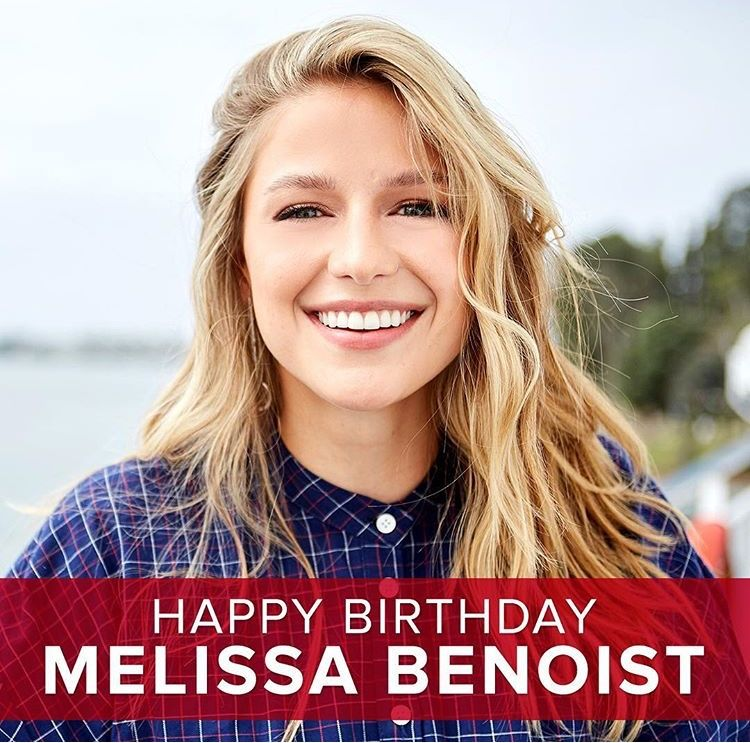 Happy 29th Birthday To My Supergirl Supergirl Bun Hairstyles For Long Hair Mellisa Benoist
