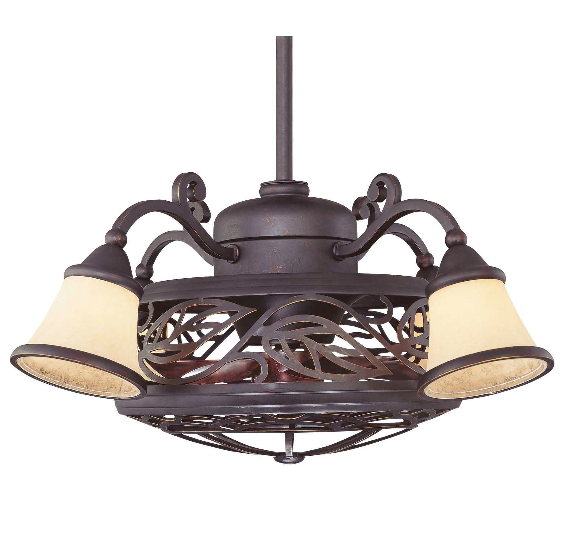 """This Savoy House Bay St Louis 14"""" Indoor Ceiling Fan would be"""