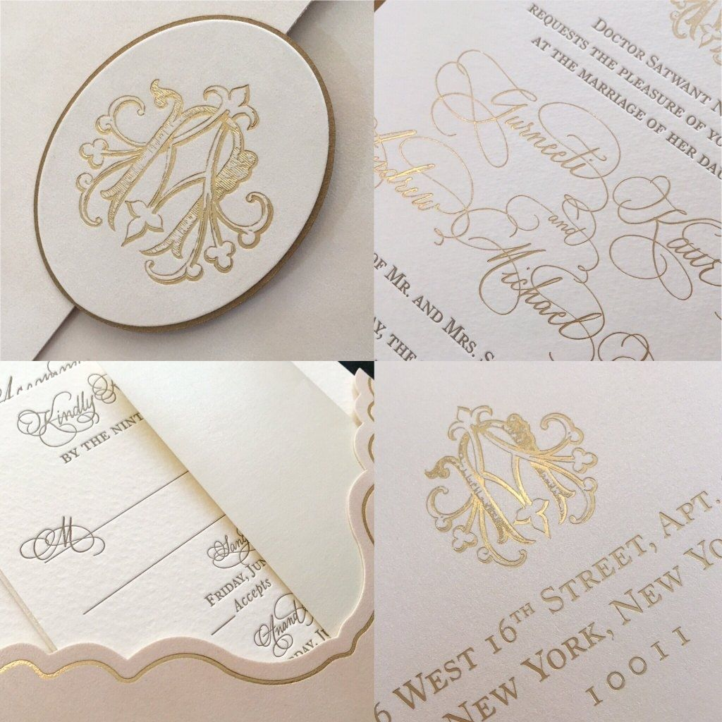 high end wedding invitations Check more image at http://bybrilliant ...