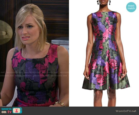 Worn on tv Beth Behrs hair