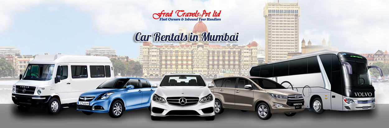 Fred Travels provide car rental services for both holidays