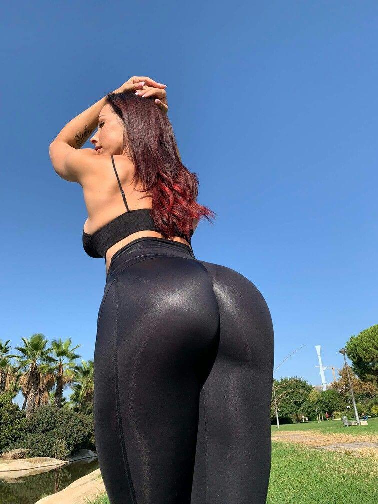 Aimilia butt lifting anti cellulite sexy legging