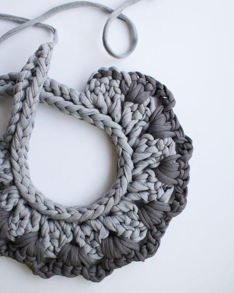 9 en iyi Penye ip görüntüsü | Tığ işi çanta, Örme çantalar