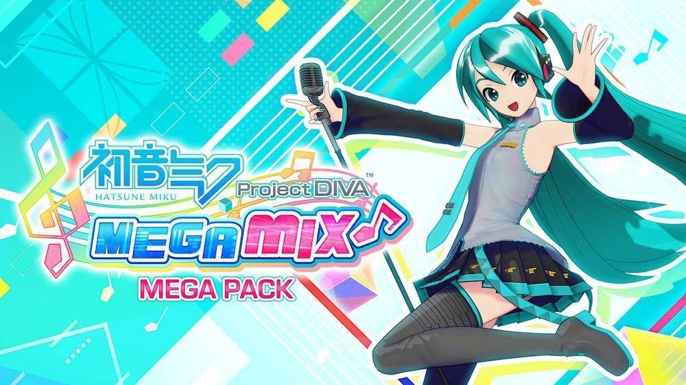 Hatsune Miku Project Diva Mega Mix Nintendo Switch Nintendo Switch Lite Digital 113345 Best Buy Hatsune Miku Miku Hatsune Miku Project Diva
