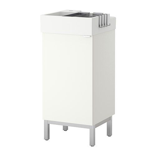 Using Ikea Kitchen Cabinets For Bathroom Vanity: US - Furniture And Home Furnishings