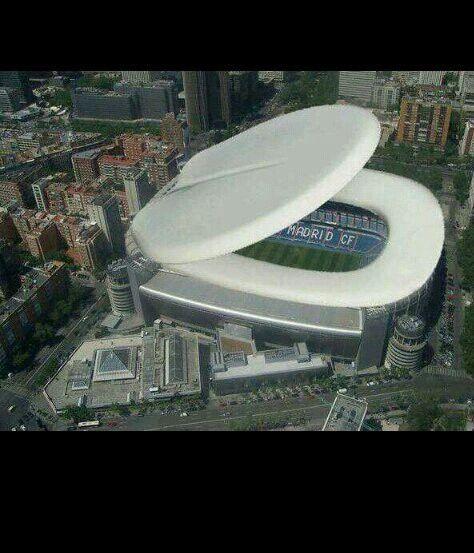THE NEW STADIUM OF. REAL MADRID , STADIUM IPIC FIFA ...