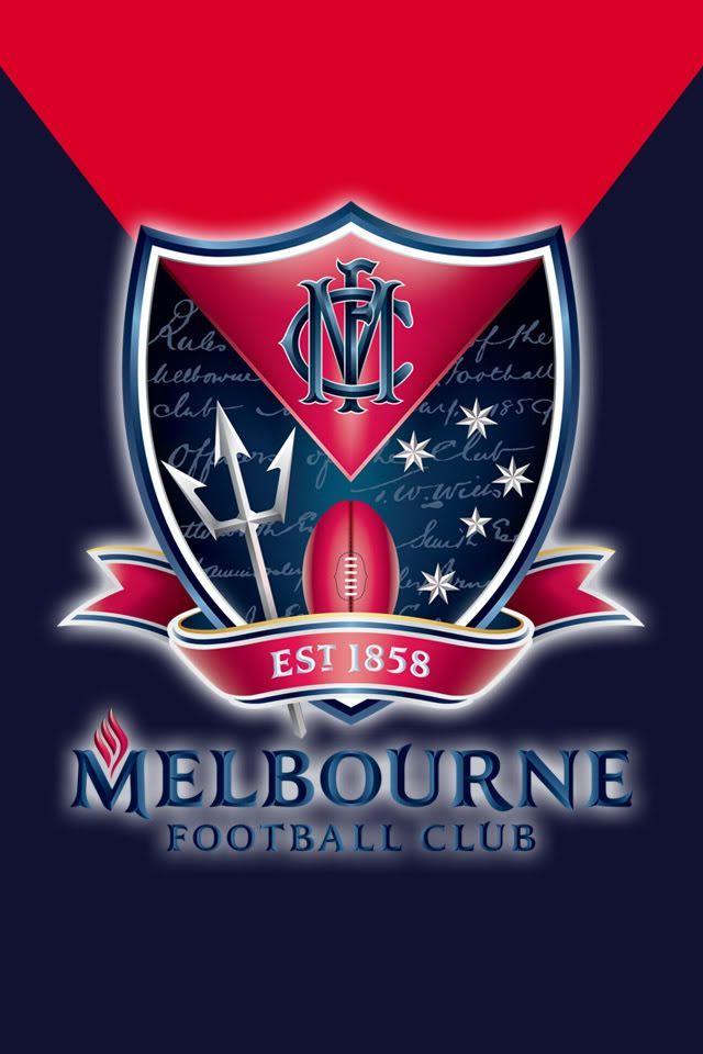 Workshop Design Iphone Ipad Afl Wallpapers Afl Football Team Logos Melbourne