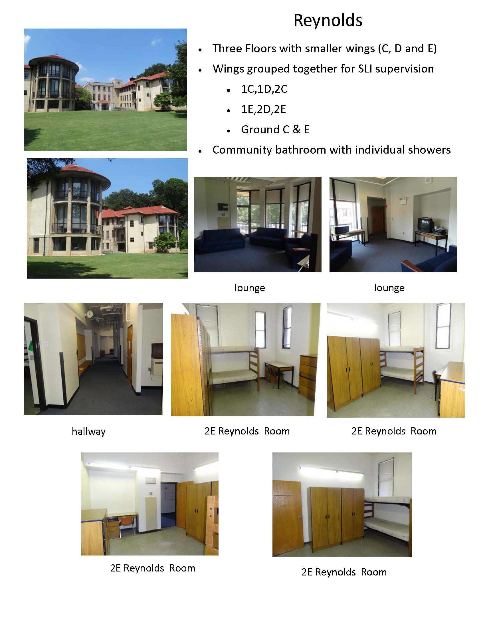 Math Science School North Carolina Dorms Return On Your Investment