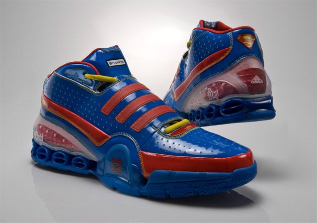 Adidas Superman Shoes | DigiBless