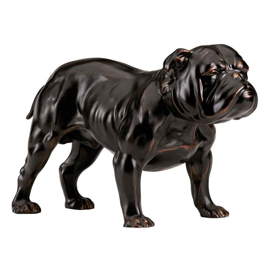 Park Avenue Collection Lord Byrons Bulldog