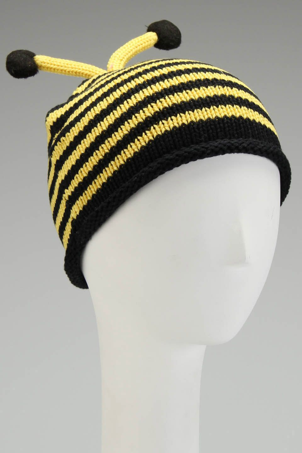 Nana Knits Bumble Bee Knit Hat @Remy Steiner Snezek | Knit and ...