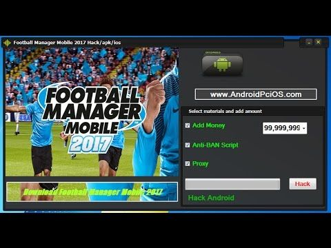 football manager mobile 16 cracked apk