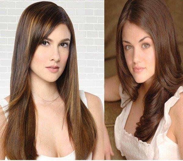 Best Hair Color For Filipina Skin Tone Tiroid