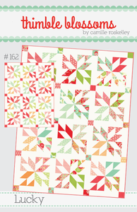 Image of Lucky- Pattern 162 PAPER pattern