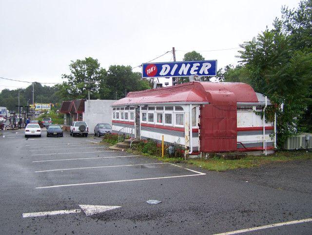 Endangered New Jersey Diners Diner Tom S Diner Vintage Diner