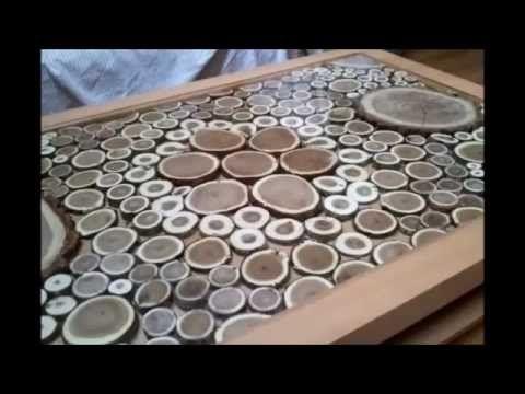 Artcrime 8 diy mesa de sobreiro com resina epoxi for Resina epoxi madera