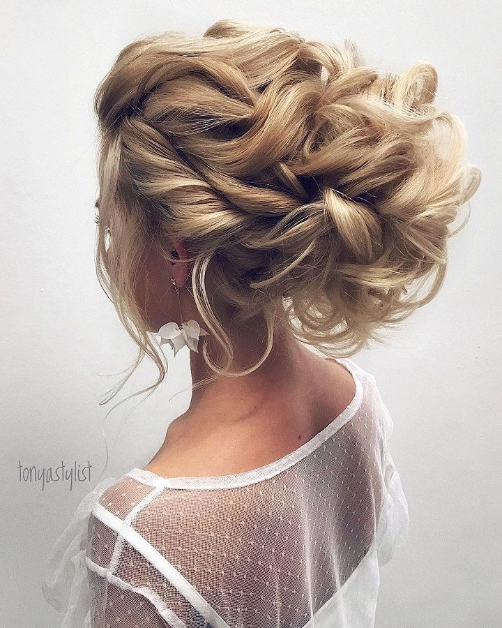 Gorgeous Messy Updo Wedding Hairstylesbridal Hairstyle Ideas Up