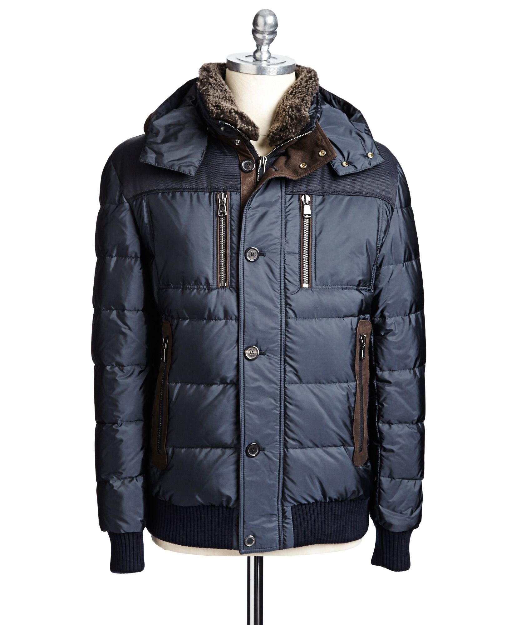 407e770db1 Paul & Shark | Down-Filled Jacket | Coats | Harry Rosen | Men's ...