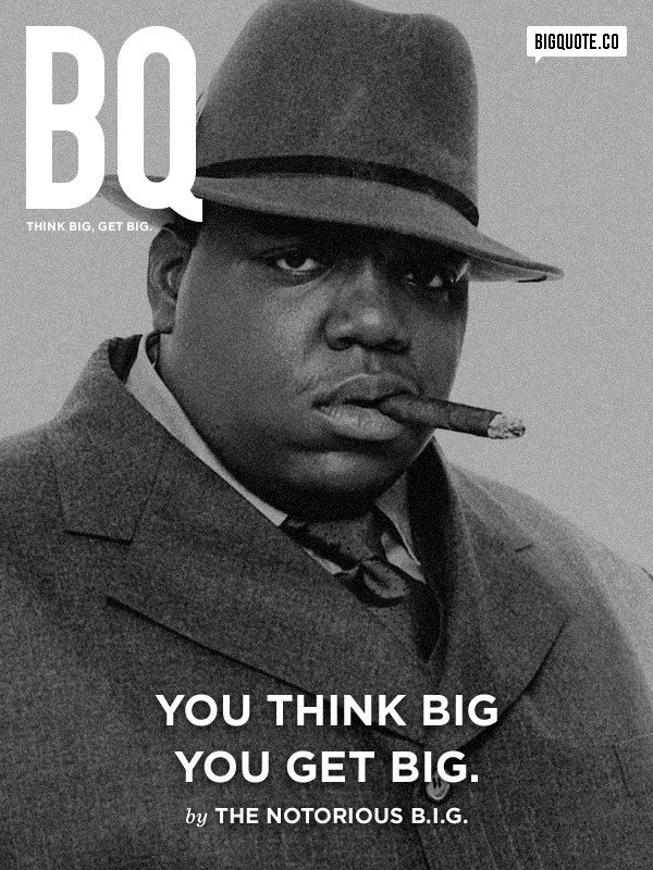 Apologise, but, so you wanna be hardcore biggie remarkable
