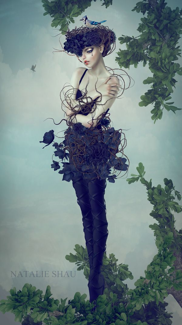 Art by Natalie Shau
