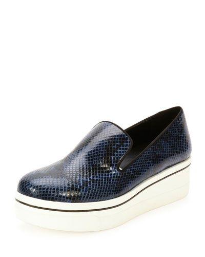 Stella McCartney Snake Binx Platform Sneakers 4dD9Etqh