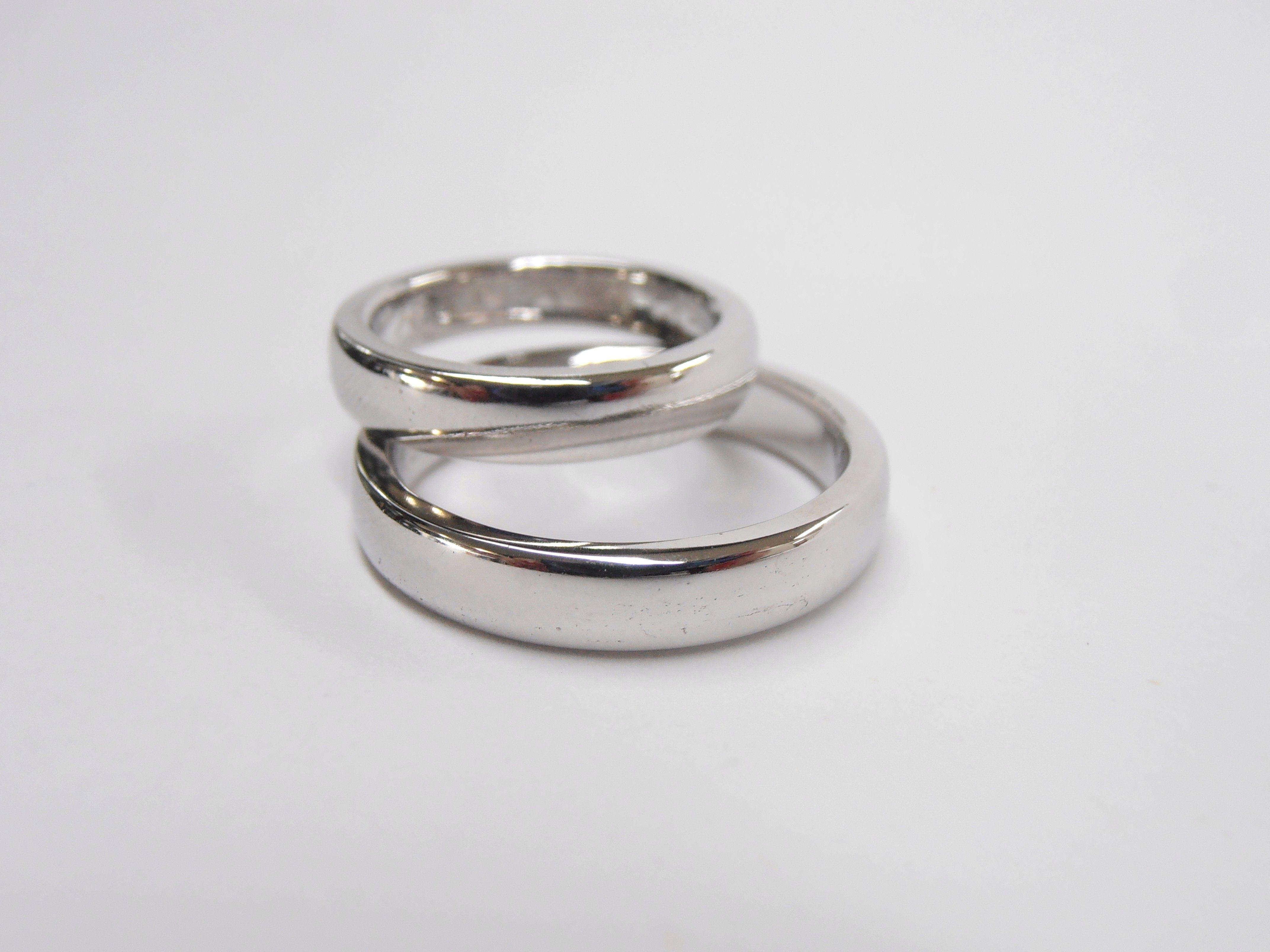 02975c0e01a1 ¿Argollas de Matrimonio  esta es una linda opción para las parejas clásicas  y románticas