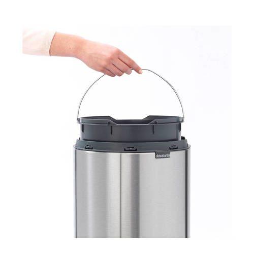 Brabantia Prullenbak 30 Liter.Brabantia Touch Bin 30 Liter Prullenbak In 2019 Products Grote