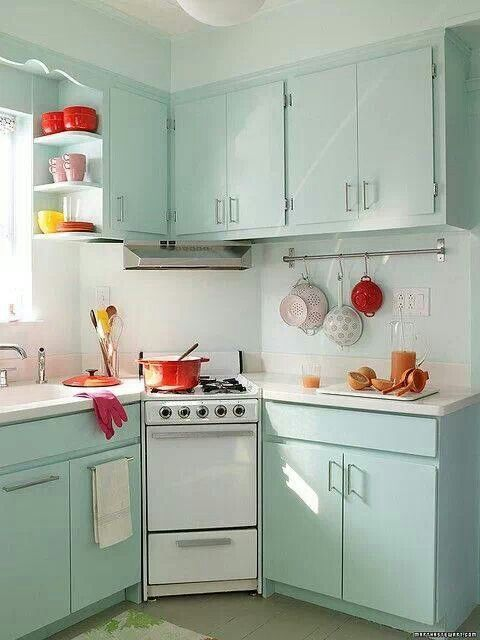 A Kitchen In Tinyhouse, Gypsyhouse.com
