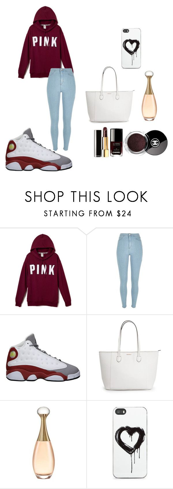 """""""boss"""" by noexes ❤ liked on Polyvore featuring River Island, Retrò, Chanel and Zero Gravity"""