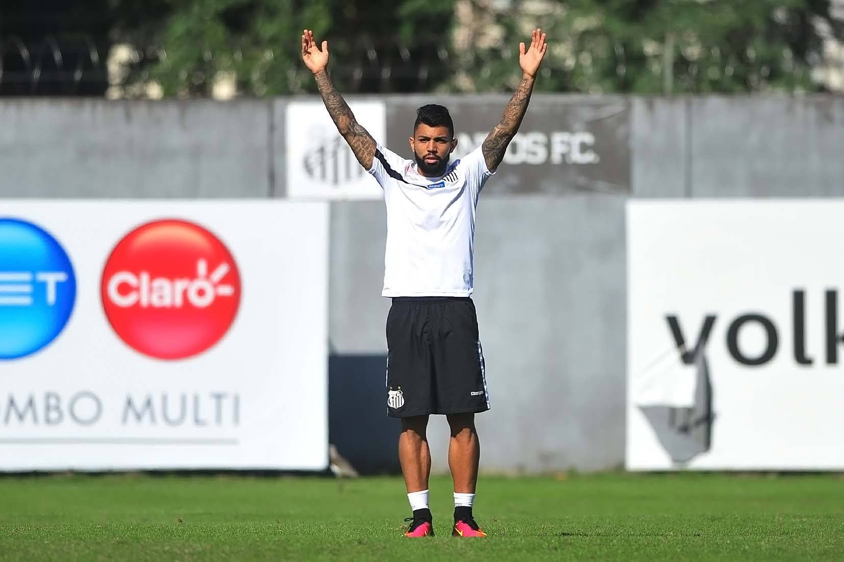 Juventus seduz Gabriel com R$ 900 mil de salário; Santos deve aceitar #globoesporte