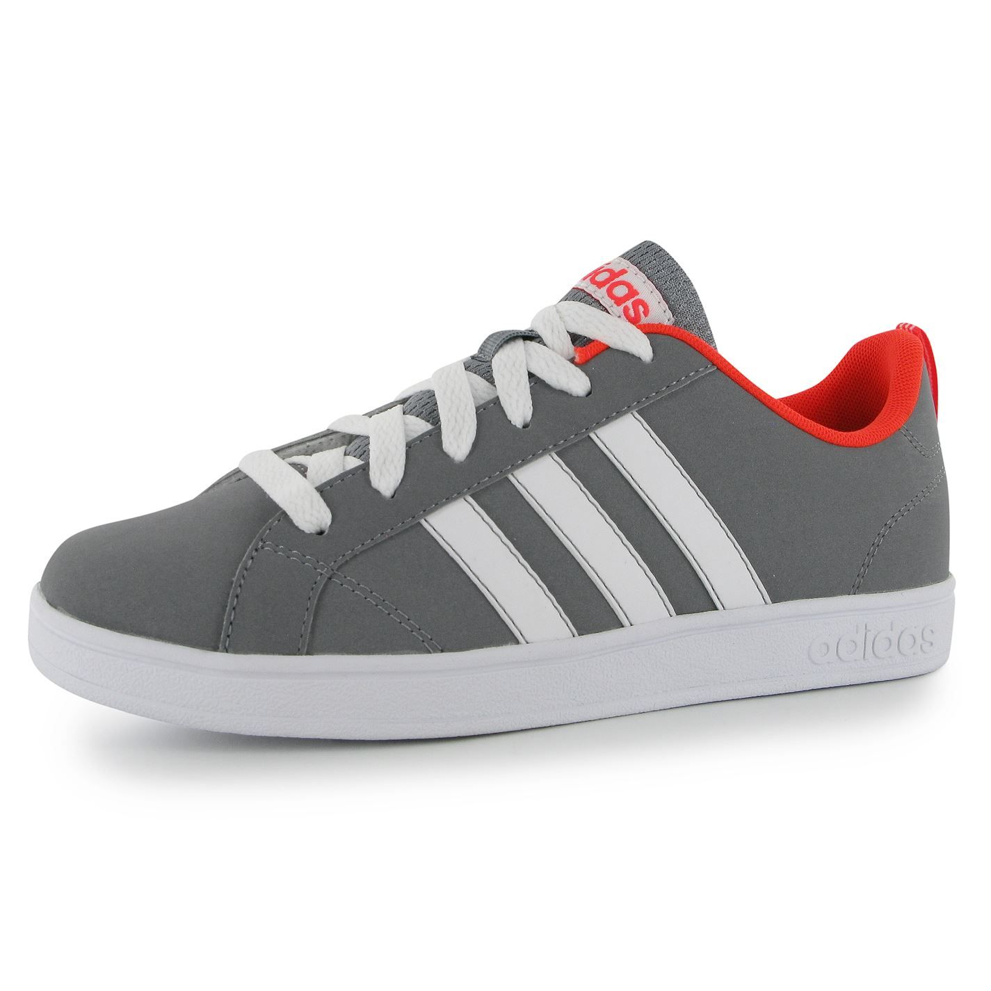 adidas | adidas Advantage Nubuck Trainers Junior | Childrens Trainers