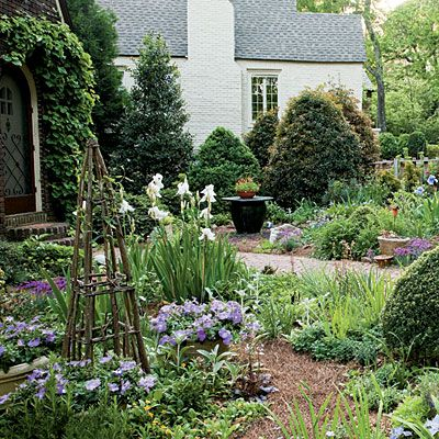 charming cottage garden style cottage garden design on extraordinary garden path and walkway design ideas and remodel two main keys id=46366