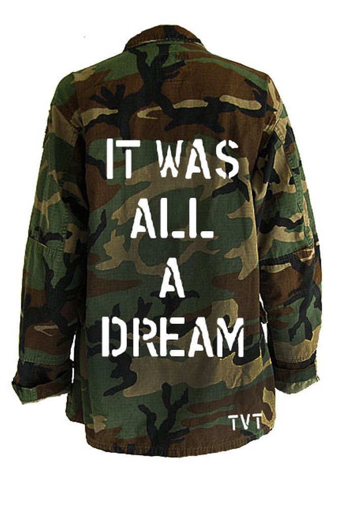 9c255386f77bb Check it out: UNISEX - Custom Camo Jacket @TheVintageTwin   Desert ...