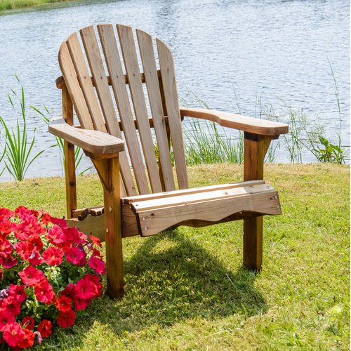 Sol 72 Outdoor Tia Adirondack Chair Outdoor Chairs Wood