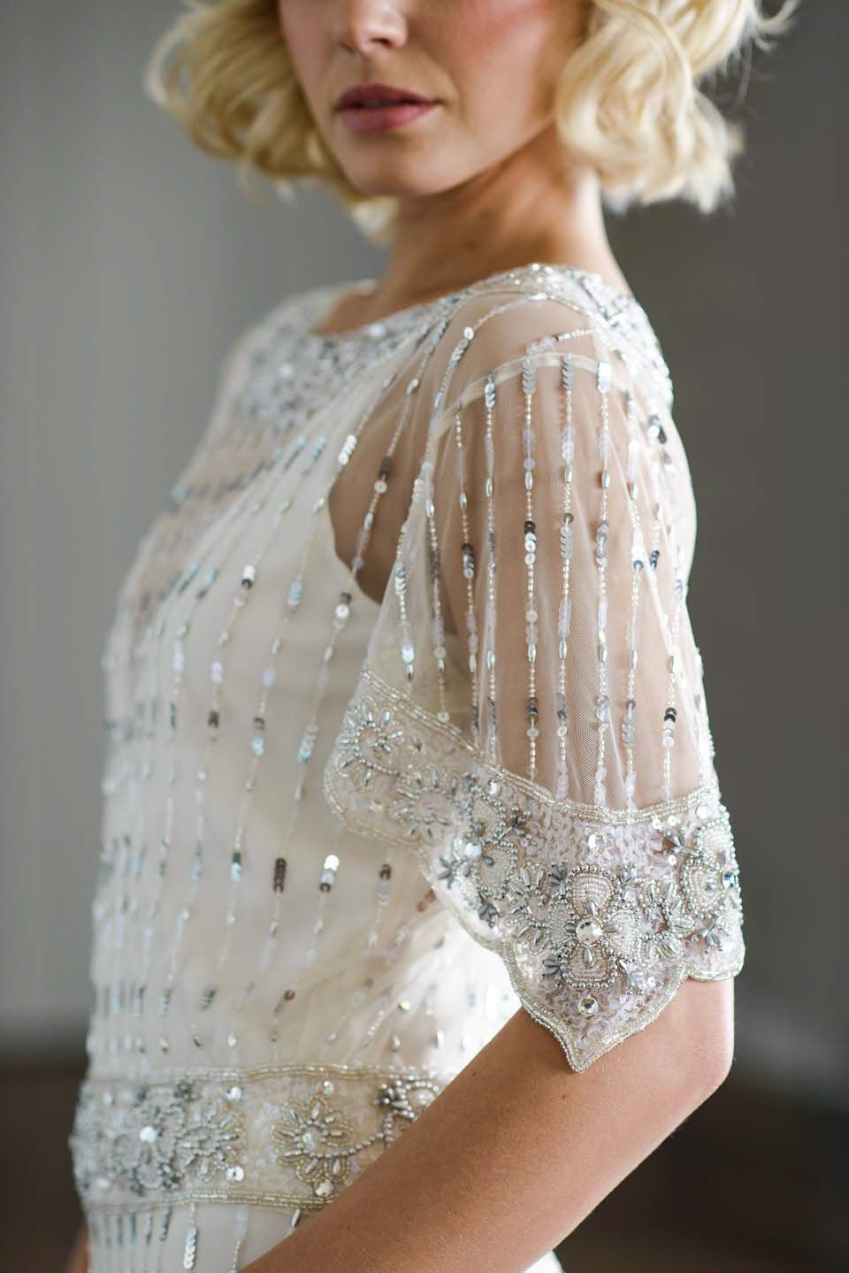 Vicky rowe a debut collection of 1920s and 1930s inspired vicky rowe 1920s and 1930s style beaded and intricately embellished wedding dresses ombrellifo Images