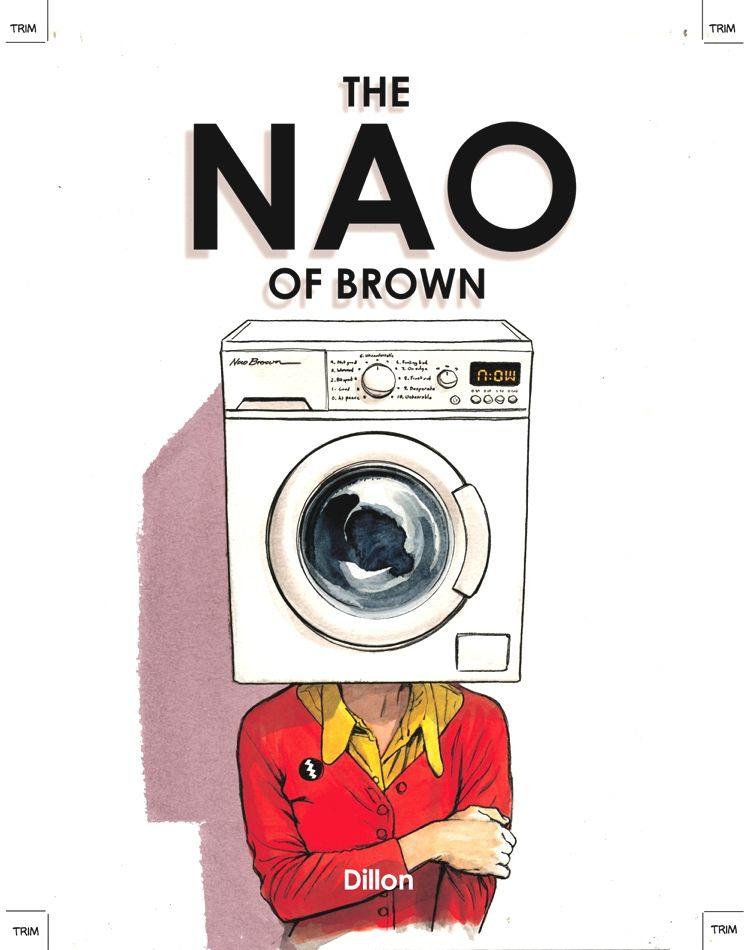 The Nao Of Brown By Glyn Dillon Review Novels Books Comic Books