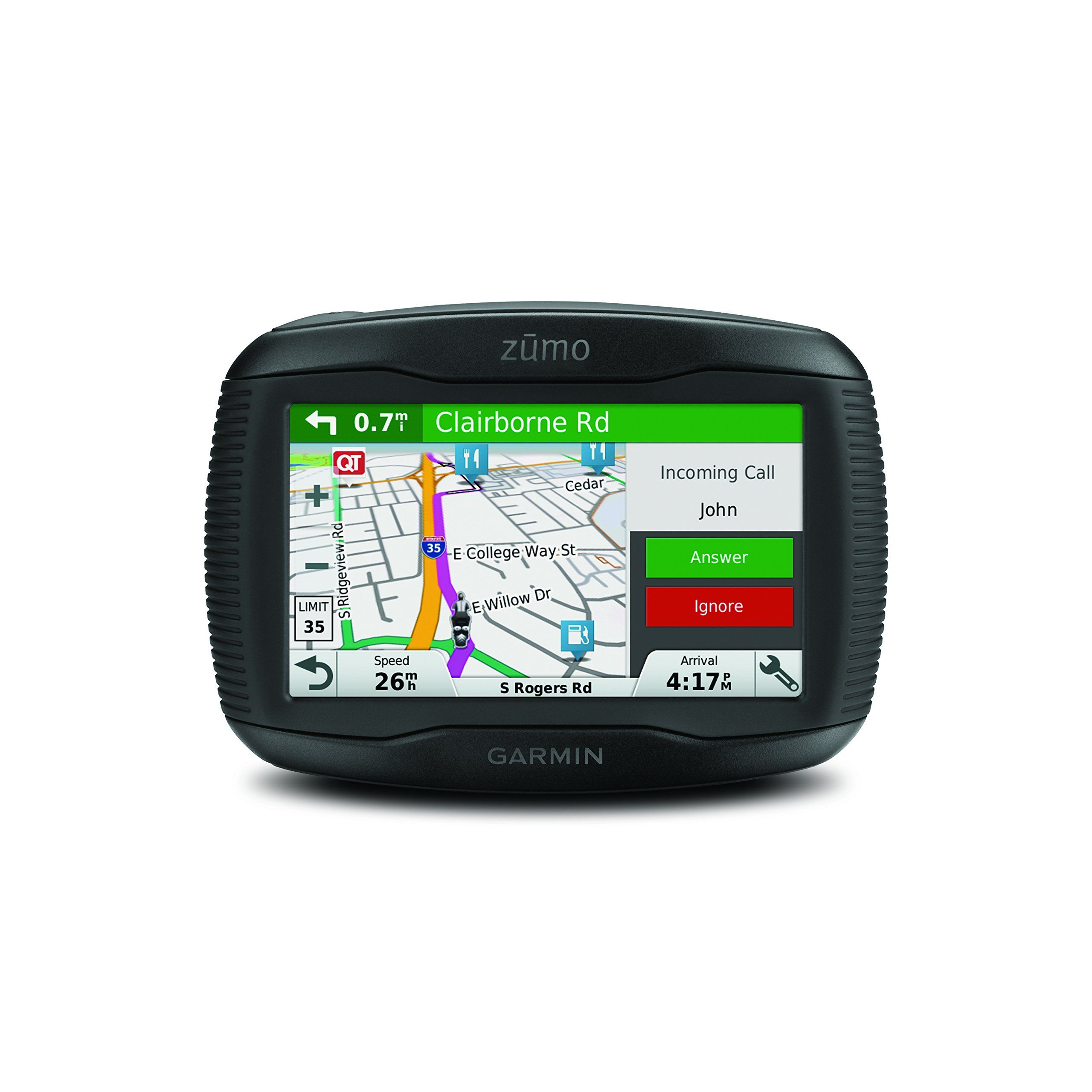 The Garmin Zumo 395lm Motorcycle Gps Is Undoubtedly Constructed Of