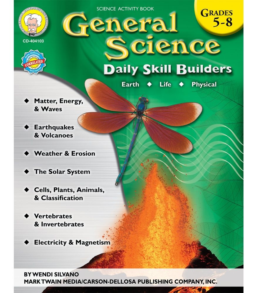 CDWish13 Connect students in grades 5–8 with science using General ...