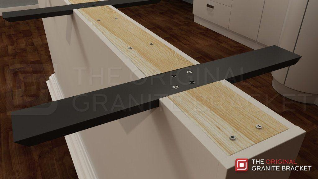 Flat Wall Countertop Support Bracket Countertop Support Brackets