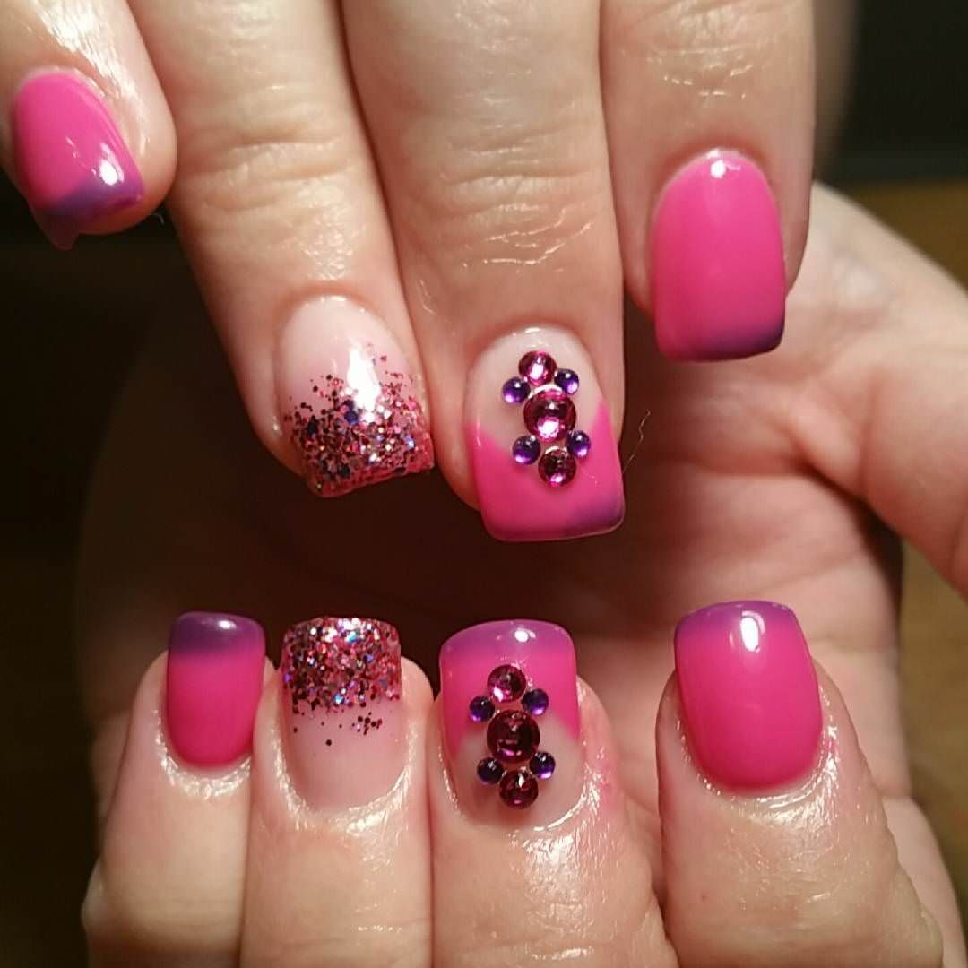 Awesome summer acrylic nail design trends nails pinterest