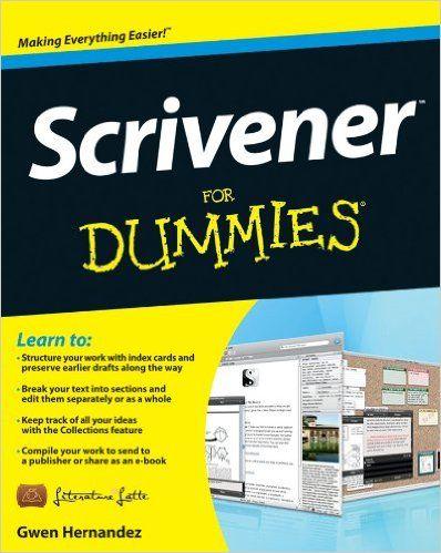 Amazon.com: Scrivener For Dummies eBook: Gwen Hernandez: Kindle Store