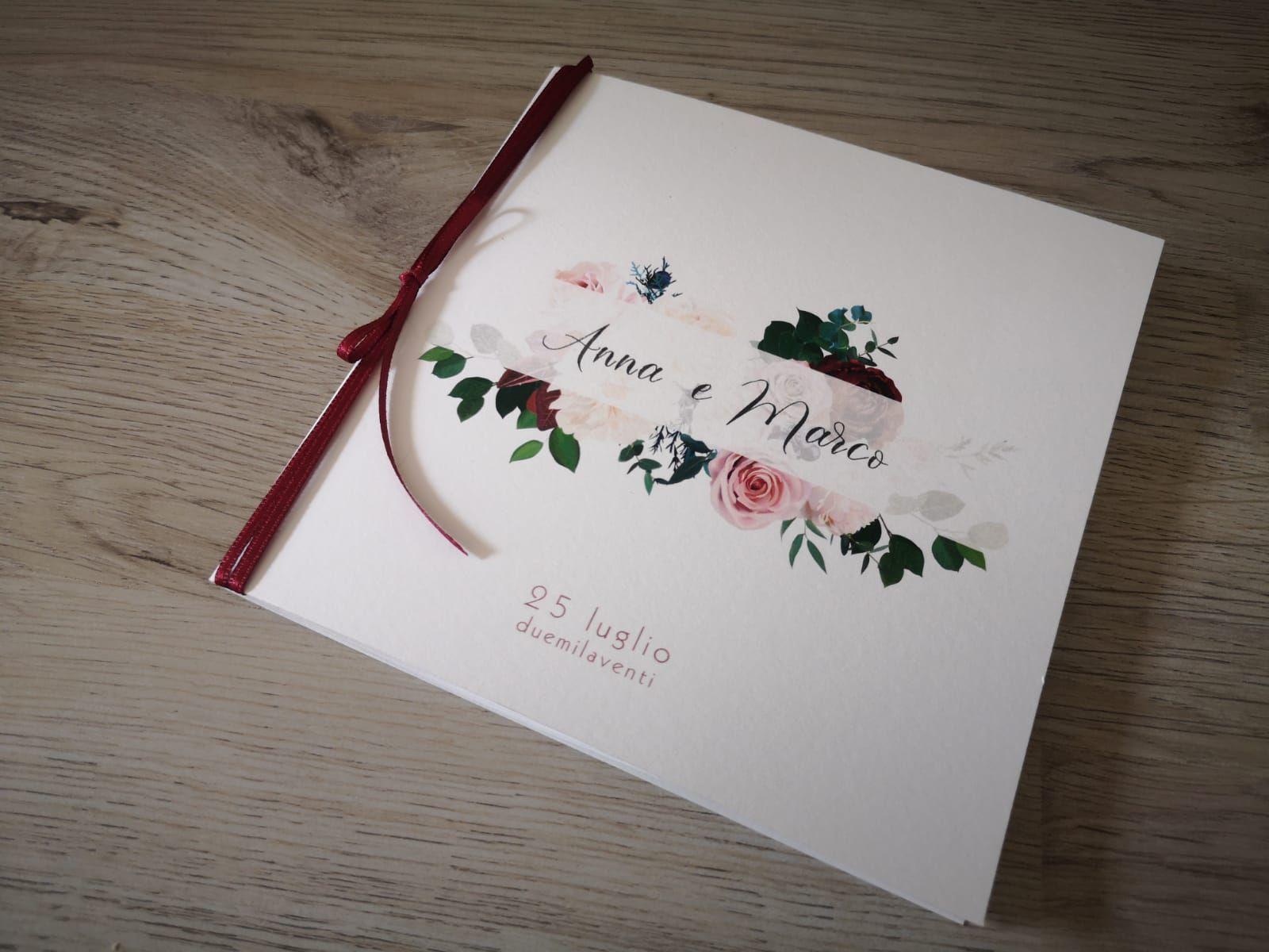 Libretto Messa Matrimonio Floreale Chiesa O Cerimonia Civile Church Wedding Ceremony Booklet Nel 2020 Matrimonio Floreale Partecipazioni Nozze Cerimonia Civile