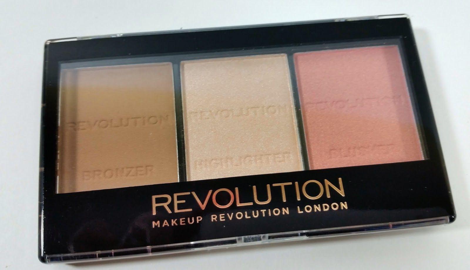 The Budget Beauty Blog Makeup Revolution Ultra Sculpt