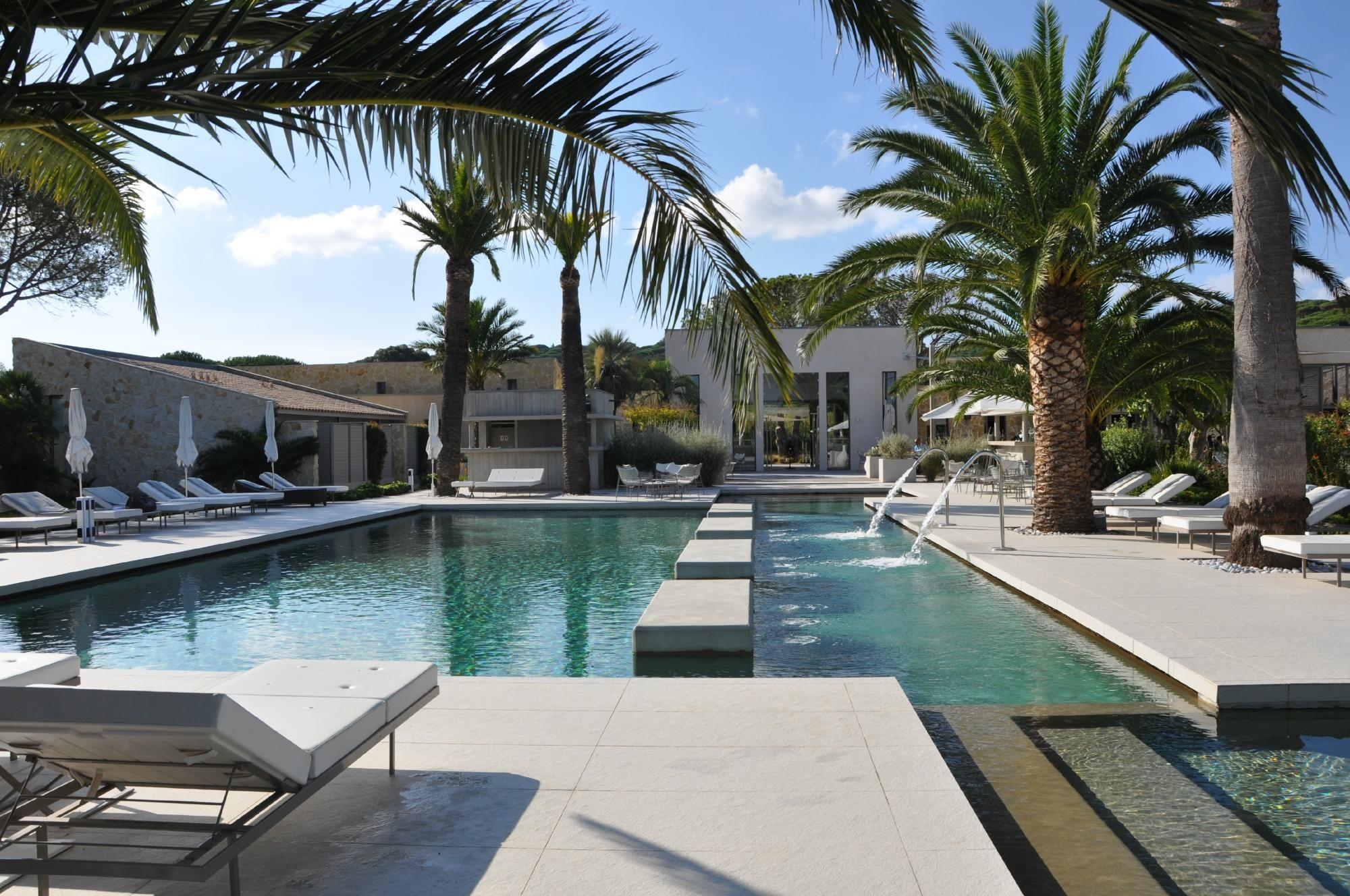 8 Glamorous Hotel Pools Sezz Saint Tropez Saint Tropez Hotel Pool Pool