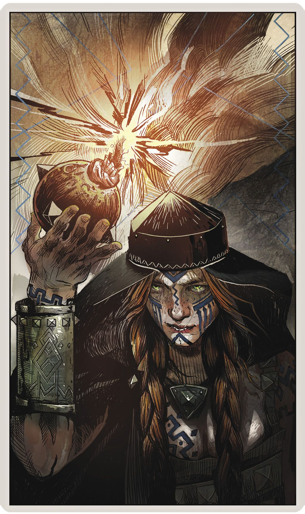 Dragon Age Inquisition Tarot Dragon Age Pinterest