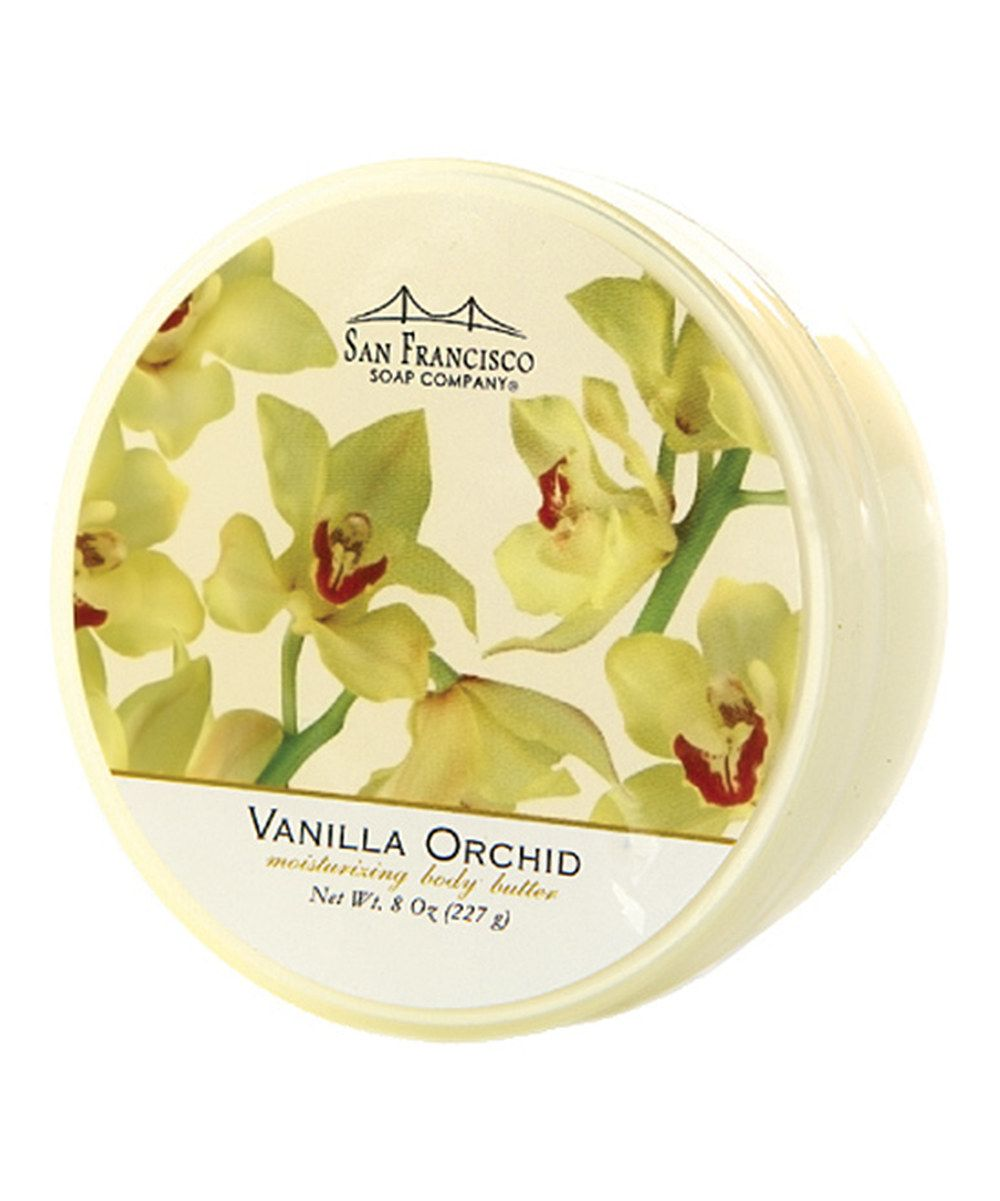 Look at this vanilla orchid body butter on zulily today hair