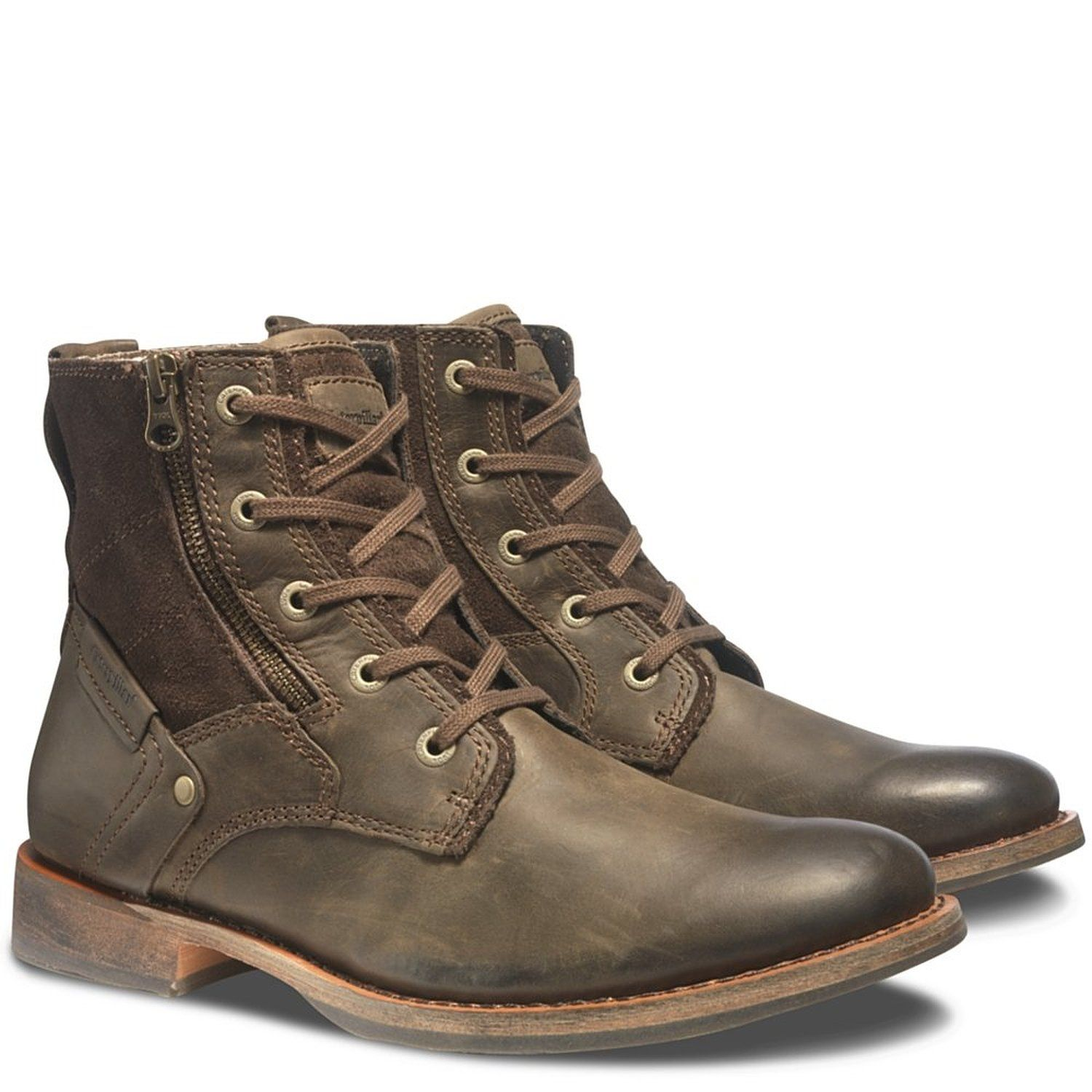 Official CAT Footwear site - Shop casual boots for men from CAT Footwear  and enjoy everyday free express shipping on your order.