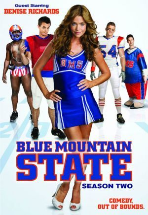 Blue Mountain State Season 02 Blue Mountain State Blue Mountain State Posters