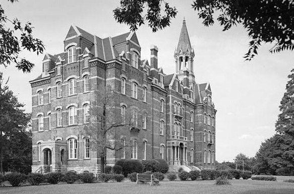 3 Most Interesting Old Buildings In Nashville Tn National Historic Landmark Old Buildings Nashville