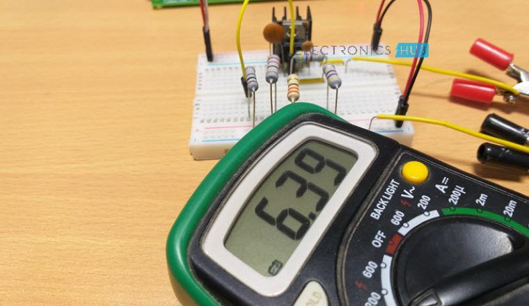 Variable Voltage Power Supply from Fixed Voltage Regulator ...